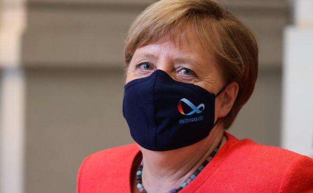 Nemčiji se zadnja leta ni bilo potrebno zadolževati, saj je delovala s presežkom. Zdaj Nemci zaganjajo ogromen paket pomoči, ob tem pa glasno pozdravljajo večjo povezanost evroobmočja. FOTO:REUTERS/Fabrizio Bensch