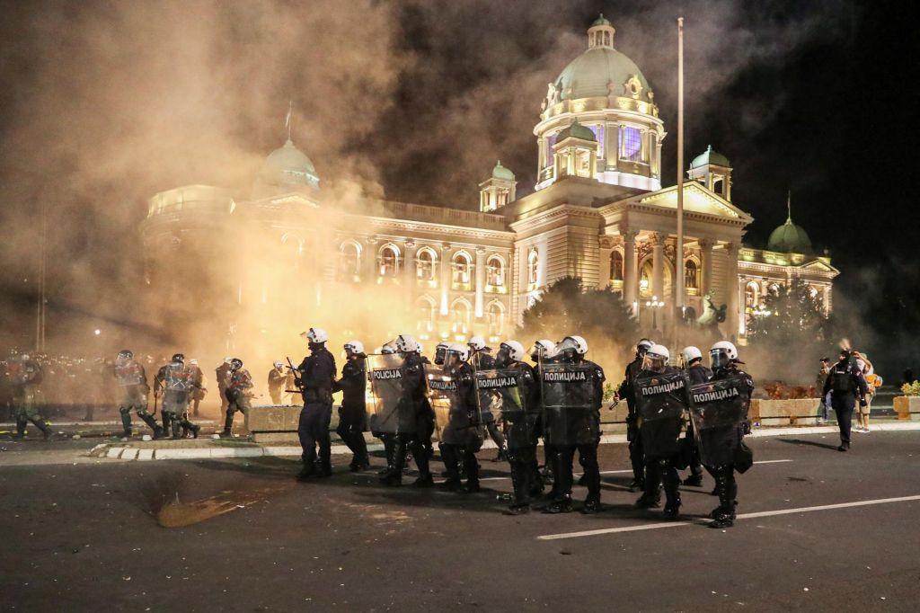 Pandemije ne bo konec zaradi protestov