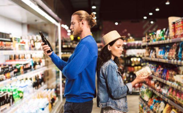 V prehrani ni samo dobrih ali samo slabih, tako kot v vesternih. FOTO: Shutterstock