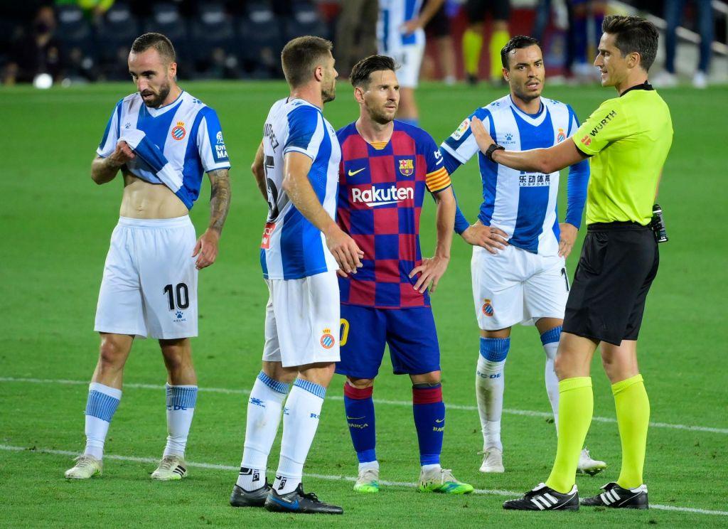 Suarez v polno, Espanyol po 26 letih v drugo ligo
