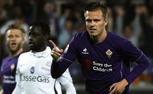 Josip Iličić je nazadnje dosegel štiri gole v Valencii. FOTO: Filippo Monteforte