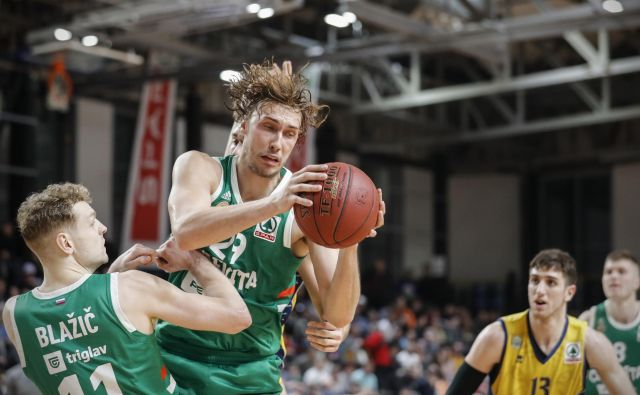 Košarkarji Cedevite Olimpije so dobili kar zahtevne tekmece v evropskem pokalu 2020/21. FOTO: Uroš Hočevar