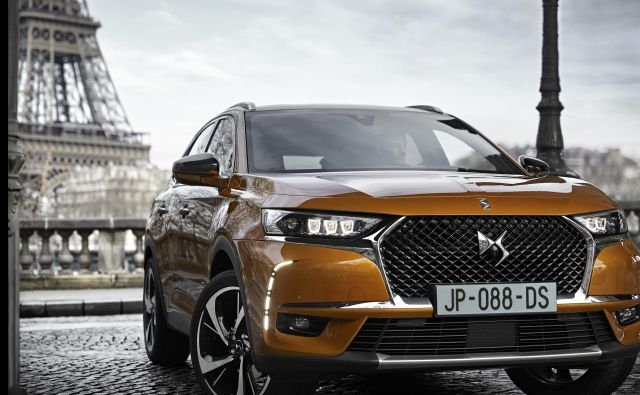 Znamka DS se je osamosvojila od Citroëna in začela samostojno pot z jasno začrtano ambicijo. FOTO: Citroën