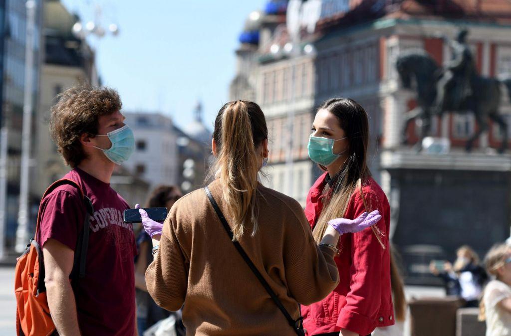 Na Hrvaškem v zadnjem dnevu kar 116 na novo okuženih