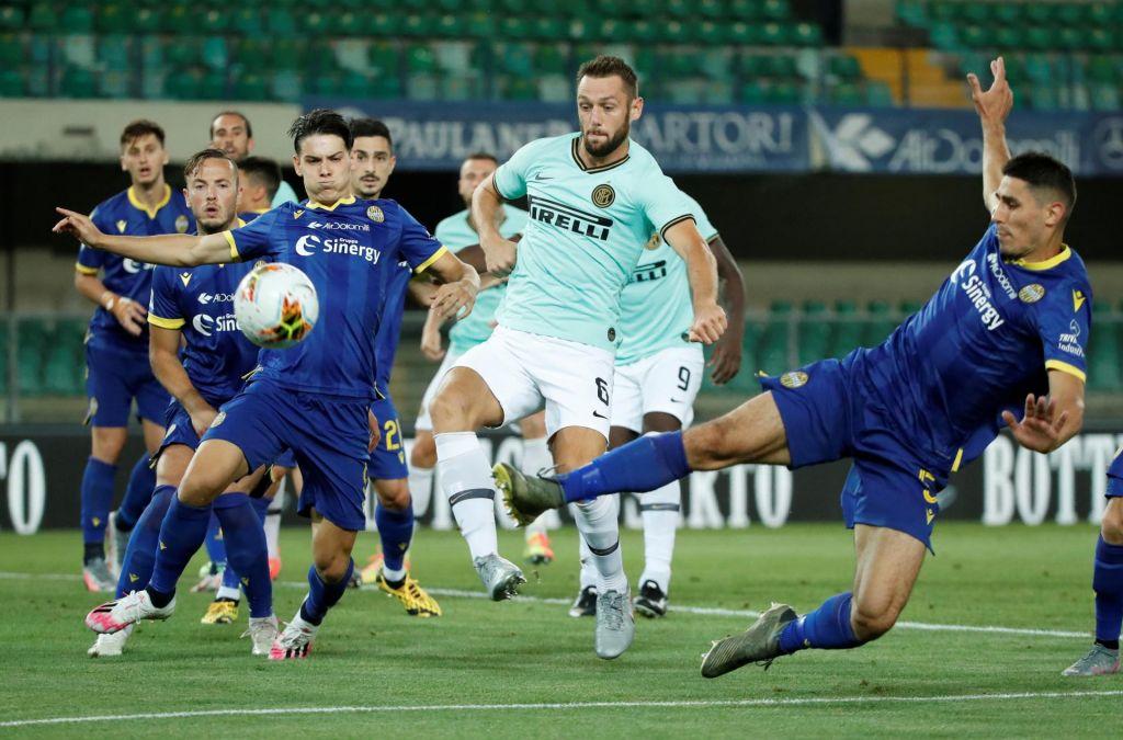 Po spodrsljaju Interja gre Atalanta v Torino s tretjega mesta