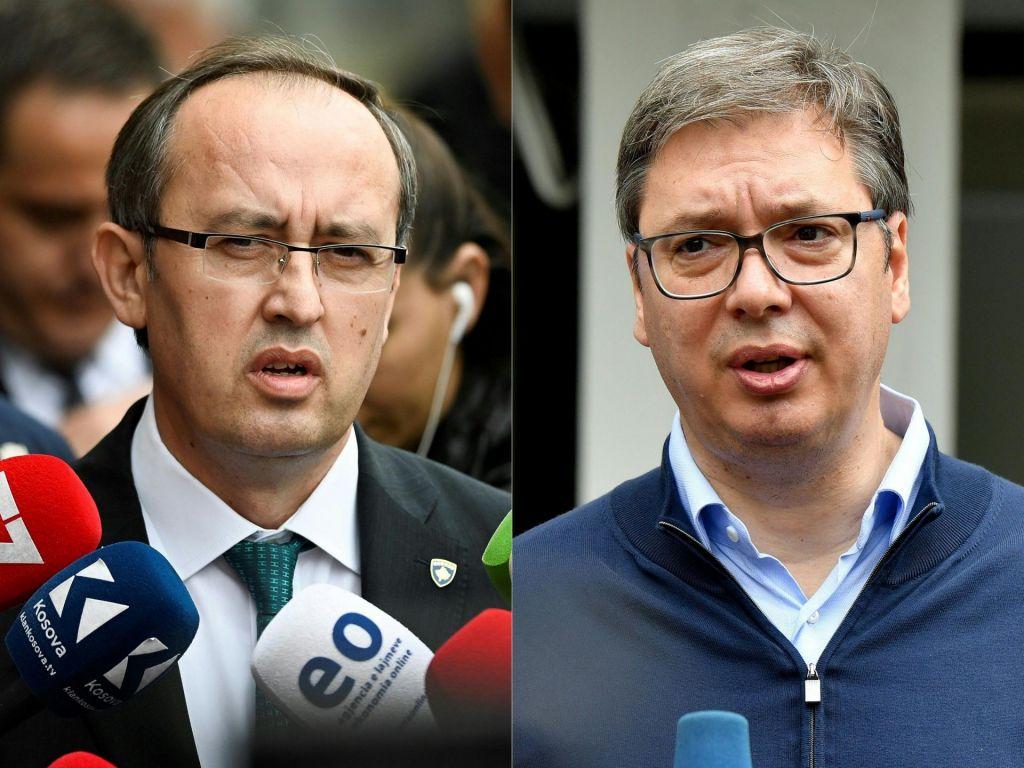 Bruselj korak na poti k normalizaciji odnosov