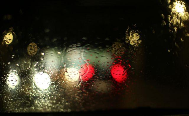Nevihte se bodo razbesnele po vsej državi. FOTO: Jure Eržen/Delo