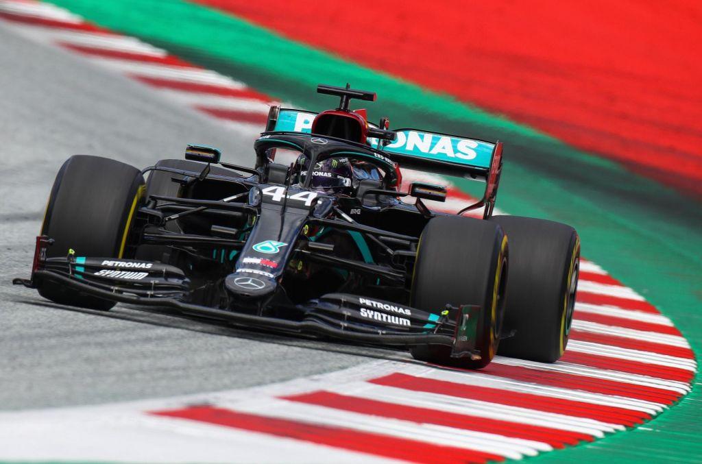FOTO:Dvojna zmaga Mercedesa, Ferrarijeva blamaža