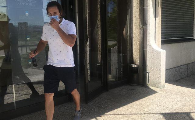 Aleksander Klenar je priznal krivdo in bil obsojen na pogojno kazen. FOTO: Moni Černe