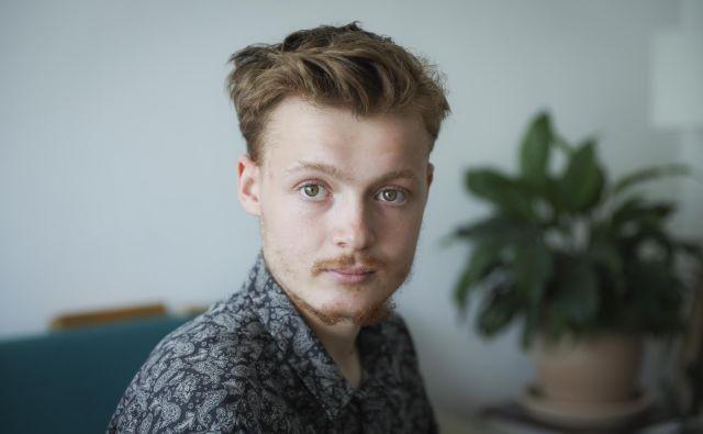 Matjaž Jamnik je za diplomo posnel film o razpadli družini in z njim prepričal cannsko žirijo. FOTO: Jože Suhadolnik