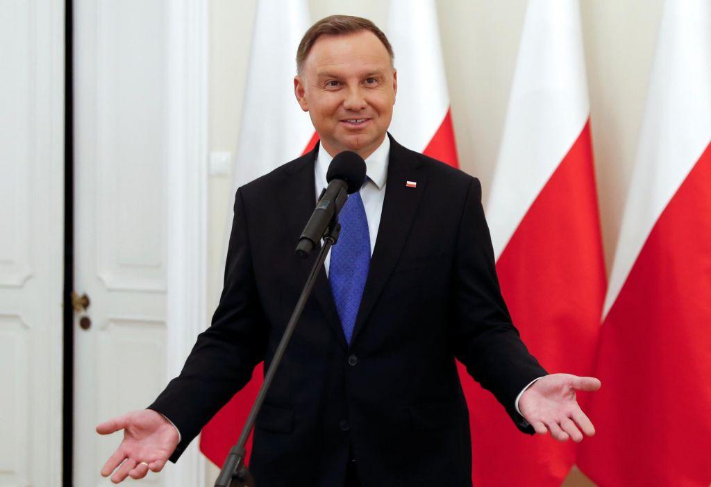Tudi uradno tesna zmaga Andrzeja Dude
