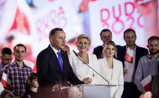 Poljski predsednikAndrzej Duda. Foto: Agencja Gazeta/Reuters