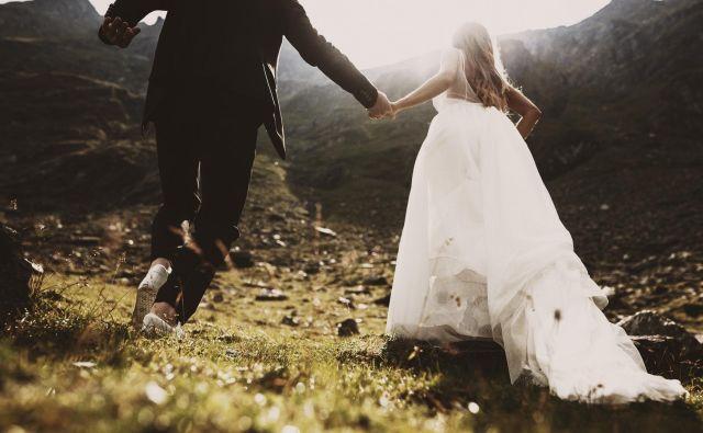 Mnenje o poroki se z leti spreminja. Foto Strelciuc Dumitru Getty Images/istockphoto