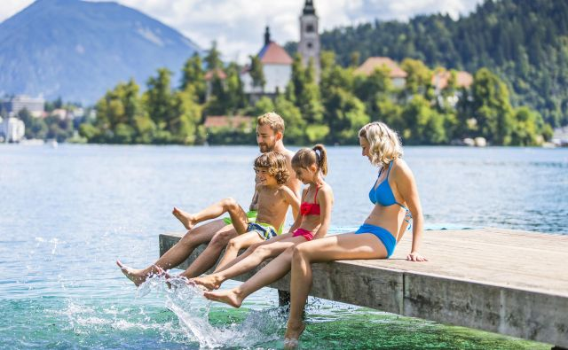 Bled je kraj počitniških presežkov! FOTO: Sava Hotels & Resorts