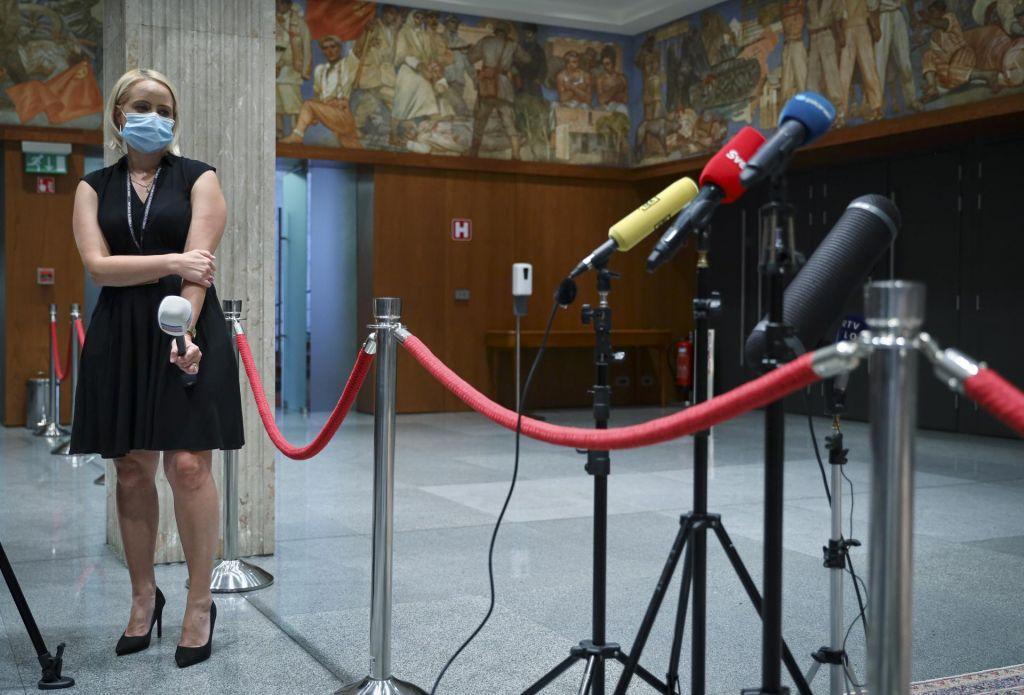 FOTO:Razprava o medijskih spremembah podaljšana do konca avgusta