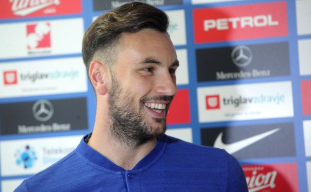 Dervišević je zatrdil, da mora Maribor v prihajajoči slovenski in evropski sezoni nadaljevati v visokem ritmu. FOTO: Mavric Pivk