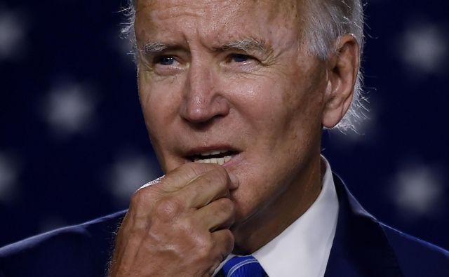 Demokratski predsednik Joe Biden obljublja odmik od trumpizma.<br /> FOTO: Olivier Douliery/AFP