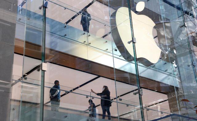 Apple je na splošnem sodišču EU dokazal, da na Irskem ni bil deležen preferenčne davčne obravnave. Foto Loren Elliott/Reuters