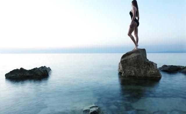 Plavanje je zdrava poletna aktivnost ne glede na starostno obdobje FOTO: LifeClass