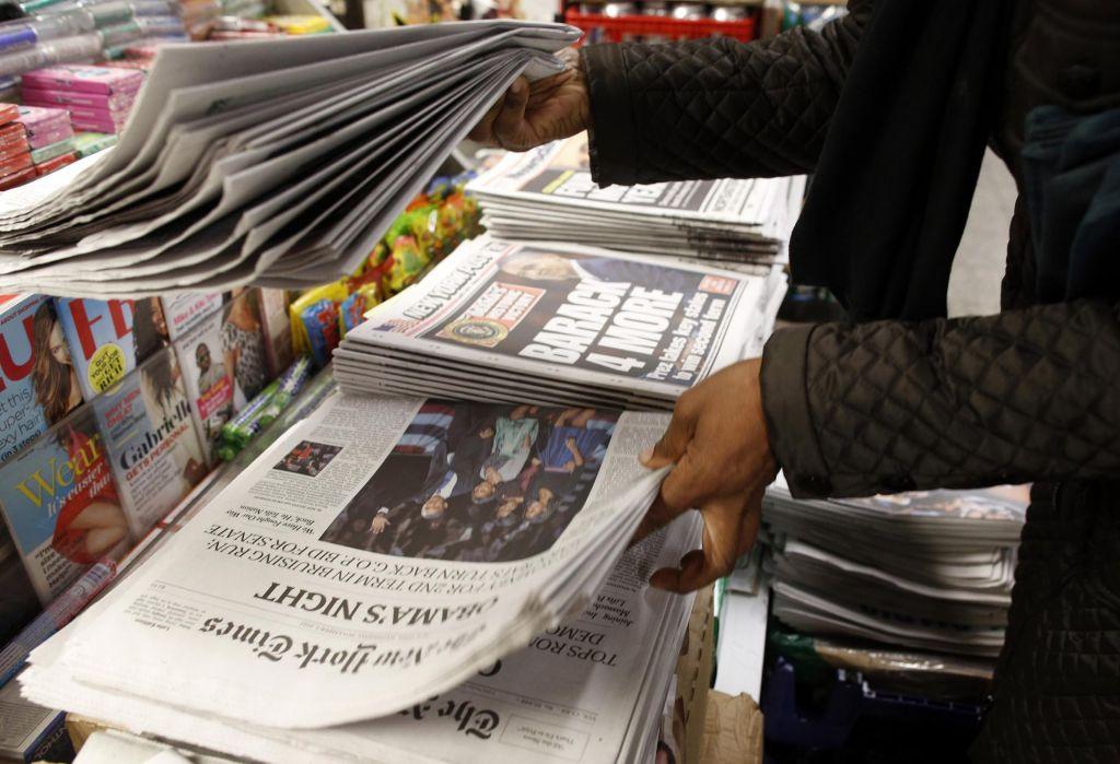 Kontroverzna urednica zapustila sovražno uredništvo New York Timesa