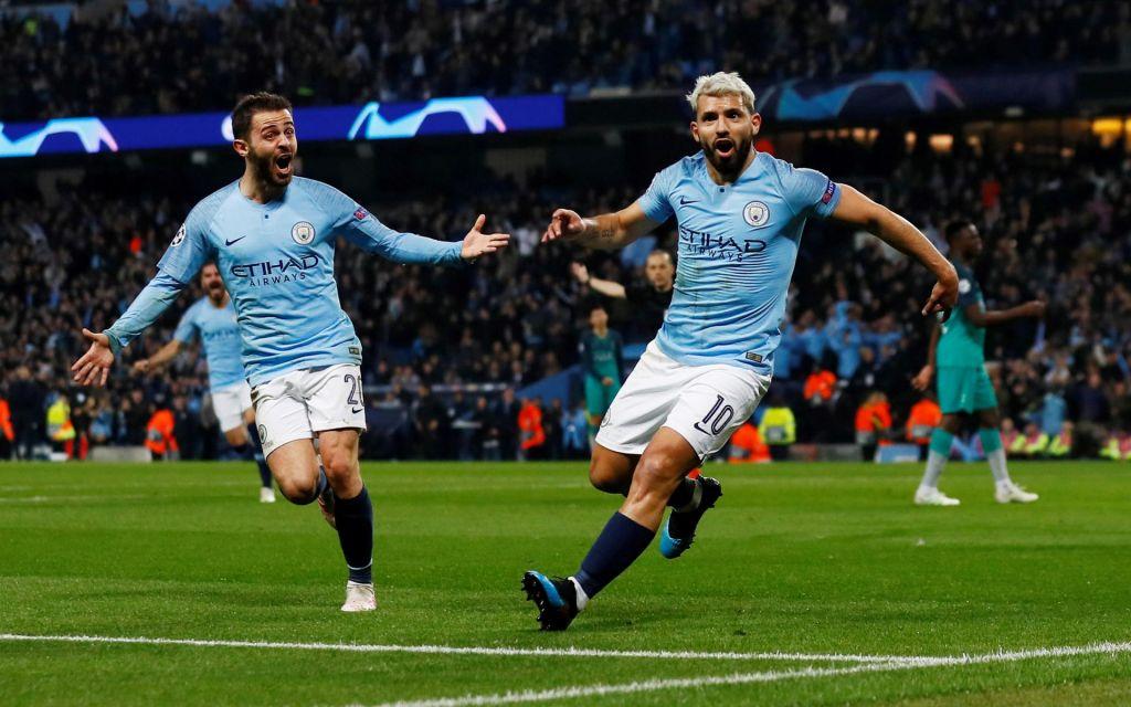 FOTO:Zmaga Manchester Cityja, poraz Liverpoola, med strelci tudi Kurtić