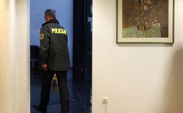 NPU je doslej vodil večino odmevnejših preiskav, kjer so se pod lupo kriminalistov znašli tudi vplivni ljudje, od politikov do gospodarstvenikov. FOTO:Aleš Černivec