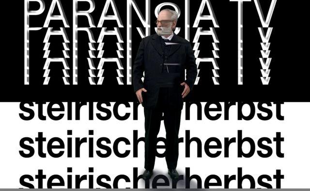 Avstrijski psihoanalitik Sigmund Freud, eden prvih zdravnikov, ki je pisal o fenomenu paranoje, je postal maskota letošnje Štajerske jeseni. Fotografije arhiv Steirischer Herbst