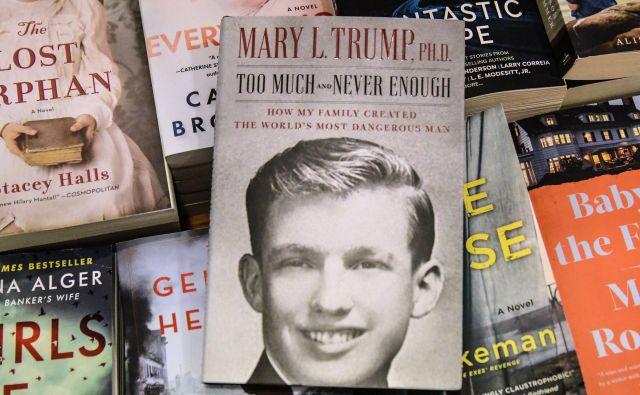 Maryjina knjiga se kar šibi od neprijetnih, skoraj žolčnih navedb, prav tako intervjuji, ki jih daje po njenem izidu.<br /> FOTO: Stephanie Keith/AFP
