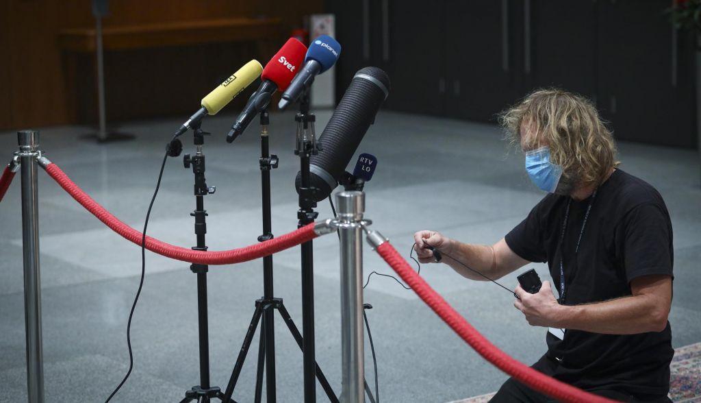 Hrvaški novinarji: Predlogi ogrožajo neodvisno novinarstvo