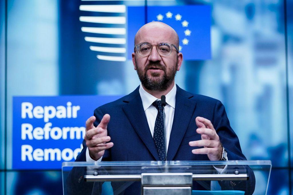 Bruseljska rokoborba za stotine milijard evrov