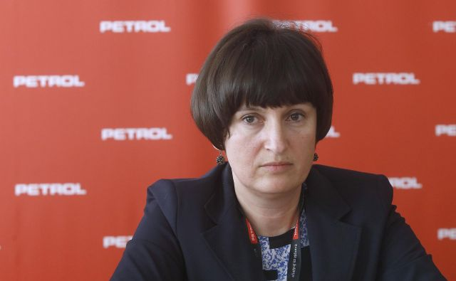 Nada Drobne Popović<strong></strong>FOTO: Blaž Samec/Delo