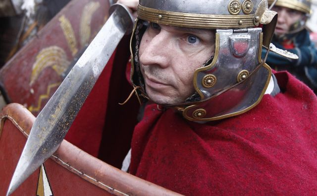 Pred dvema tisočletjema smo imeli tu v gosteh Rimljane. Ne poznam posebnih poročil o tem, da bi bili nad nami zelo nasilni. Foto Tomi Lombar
