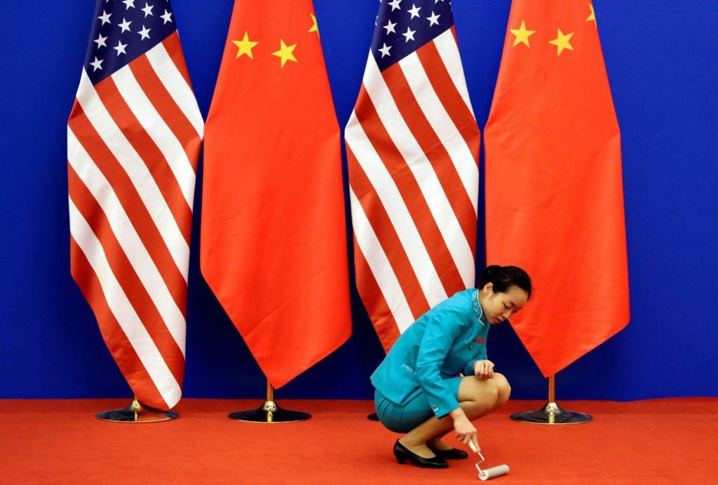 FOTO:Tukididova past za ZDA in Kitajsko