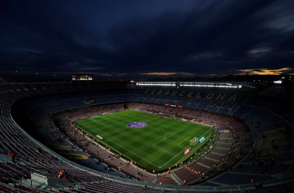 Rivaldo se boji slovesa Barcelone, Uefa pozna nadomestno prizorišče