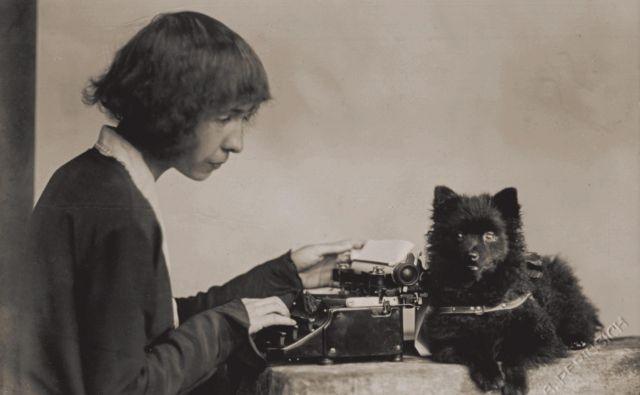 Pisateljica in popotnica Alma Karlin je za samotno pot okoli sveta potrebovala osem let. FOTO: Arhiv Pokrajinski muzej Celje/press release