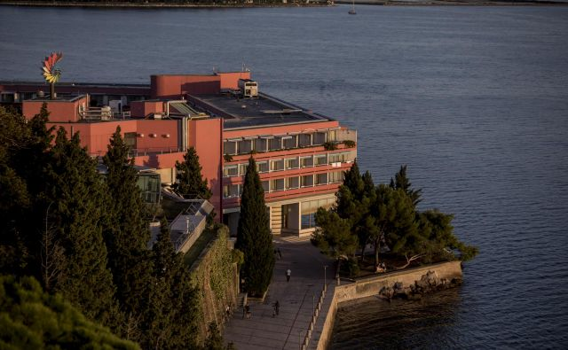 Največ bonov so turisti unovčili v Hotelu Histrion (1753 bonov v skupnem znesku 292.240 evrov). FOTO: Voranc Vogel/Delo