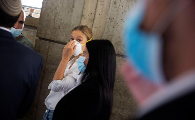 Refaelijeva je bila utaje davkov obtožena lani, zatem ko je več let trdila, da za obdobje od 2009 do 2012 državi ni dolžna prikazati svojih dobičkov, saj je večino koledarskega leta preživela zunaj matične domovine. FOTO: Reuters