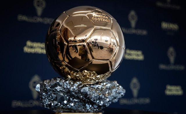 Letos ne bo nogometnih dobitnikov zlate žoge. FOTO: Thomas Samson/AFP