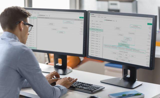 V Pošti Slovenije razvijajo računalništvo v oblaku. FOTO: HPE Image Library