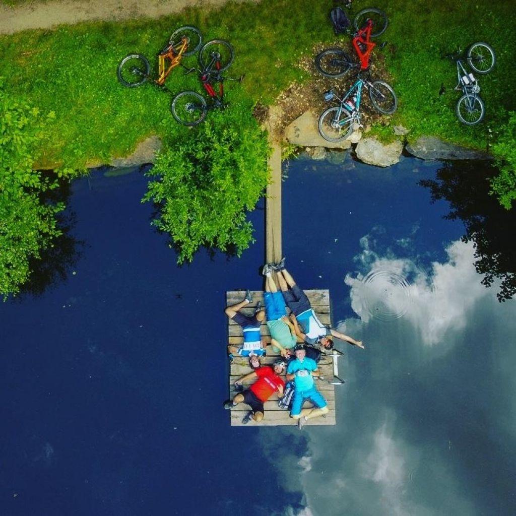 FOTO:Tja, kjer so štajerski noji doma ...