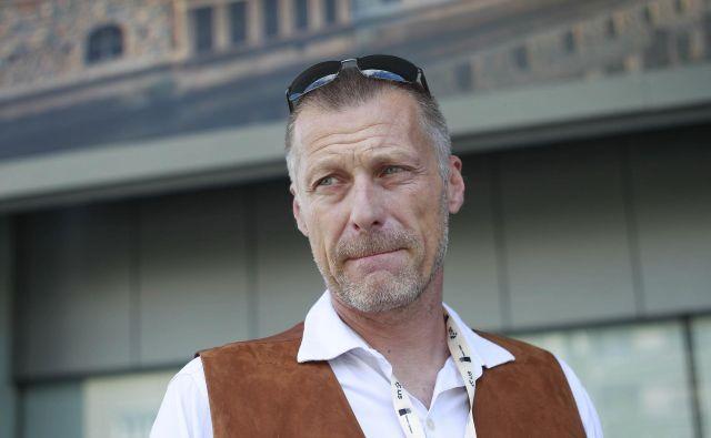 Prof. Boštjan Golob je zaposlen na Fakulteti za matematiko in fiziko Univerze v Ljubljani in na Institutu Jožef Stefan Foto Leon Vidic