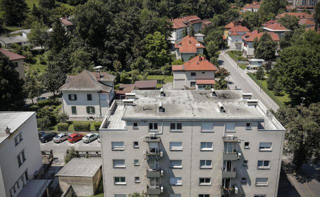 Slovenija se sooča s kroničnim pomanjkanjem najemnih stanovanj. Foto: Uroš Hočevar/Delo