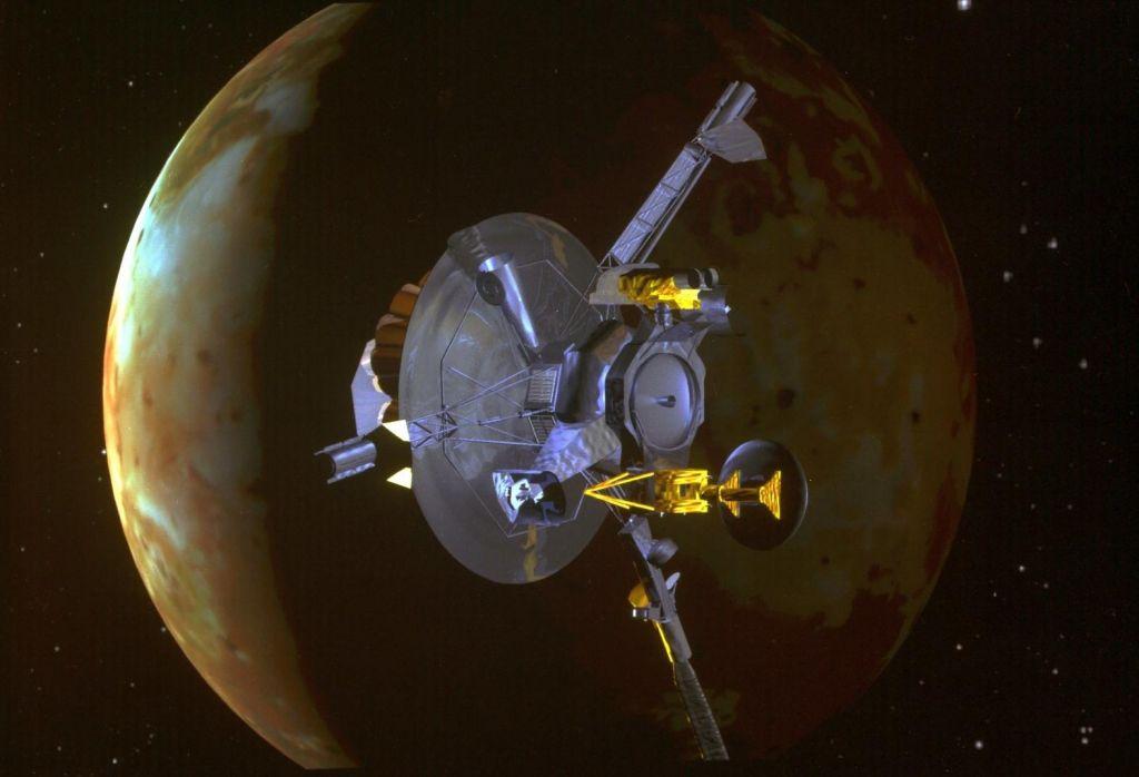 Prva sonda, ki je proučevala kralja med planeti v osončju