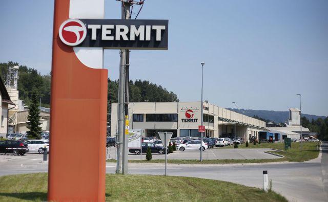 Moravški Termit je vgrajeval odpadke, ki jih ne bi smel, vodstvu grozi do osemletna zaporna kazen. FOTO: Leon Vidic/Delo