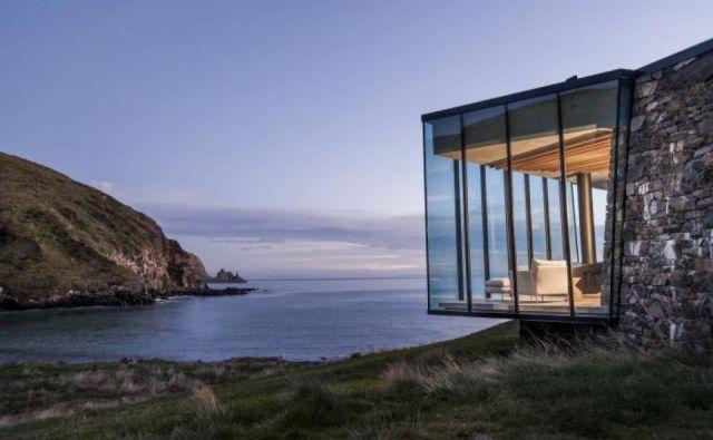 Romantično zatočišče na Novi Zelandiji Foto arhiv biroja Pattersons Associates Architects