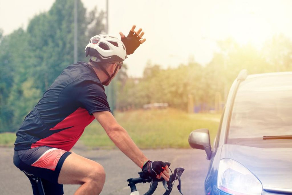 FOTO:Policija venomer opozarja, kolesarji pa skoraj gluhi