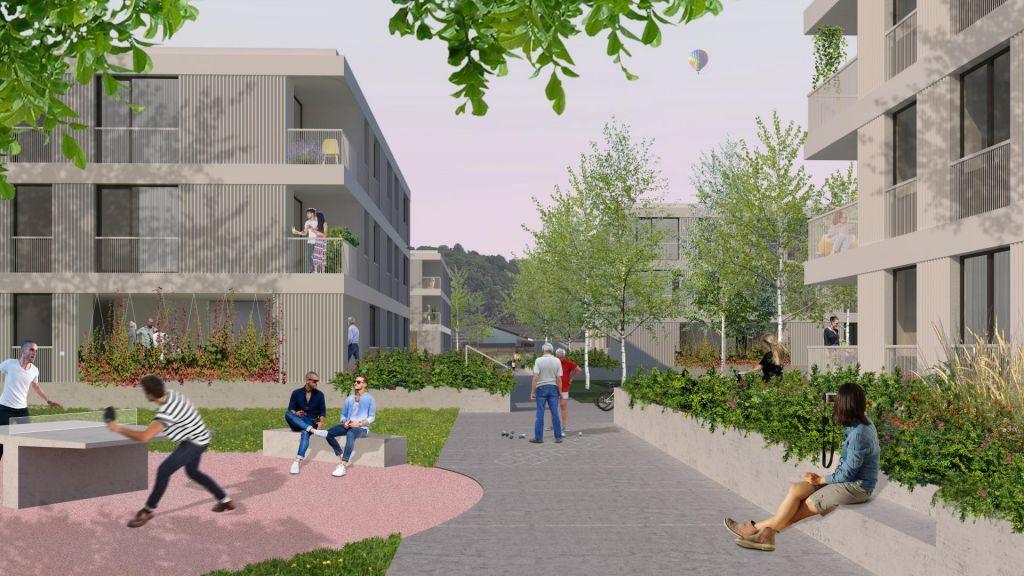 Zelena luč za 44 neprofitnih stanovanj na Rudniku