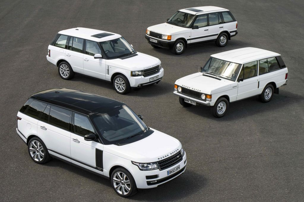 Avtomobilska ikona, ki združuje eleganco in avanturističnega duha