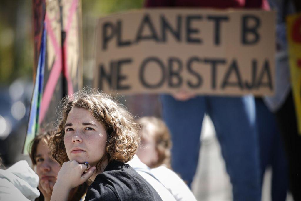 FOTO:Zeleno politično zgodovino je treba začeti pisati na novo