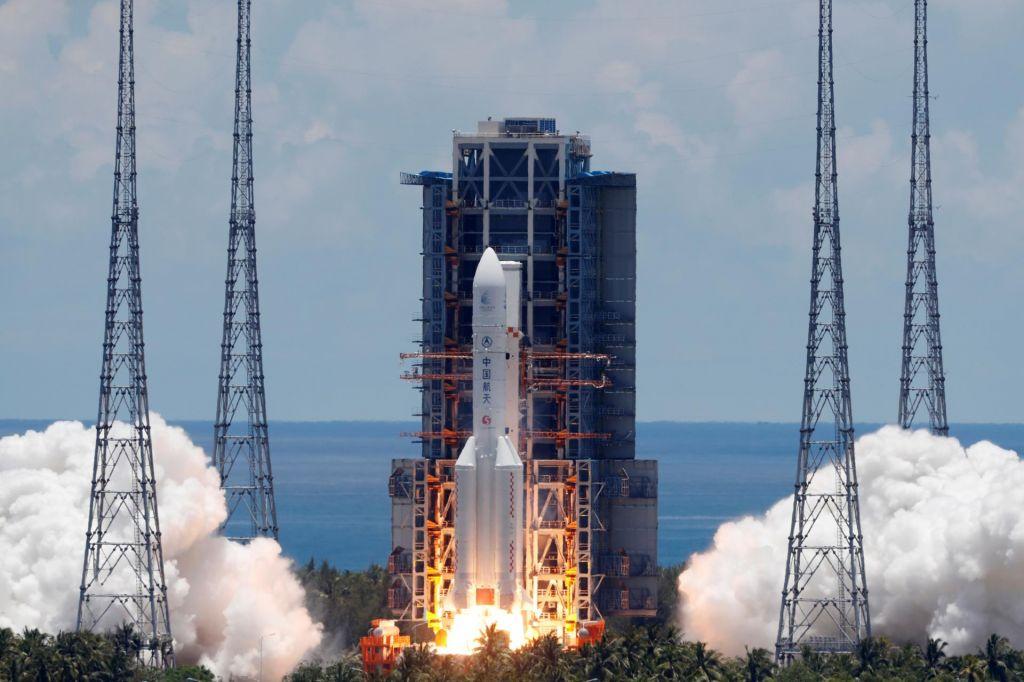 Kitajska poletela proti Marsu